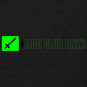 Twitch Mod Club Caps - Men's T-Shirt