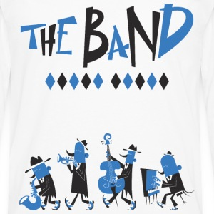The Band - Men's Premium Long Sleeve T-Shirt