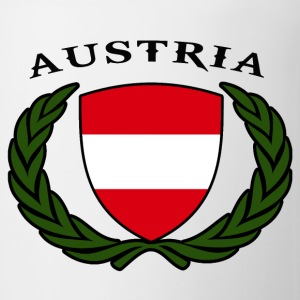 austria T-Shirts - Coffee/Tea Mug