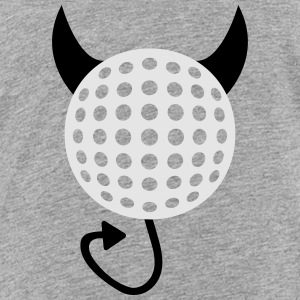 Golf Devil Kids' Shirts - Toddler Premium T-Shirt