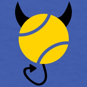 Tennis Devil Mugs & Drinkware - Men's T-Shirt