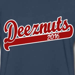 DEEZ NUTS 2016 - Men's Premium Long Sleeve T-Shirt