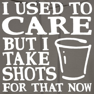 I Used to Care But T-Shirts - Men's Hoodie