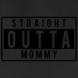 Straight Outta Mommy Kids' Shirts - Leggings