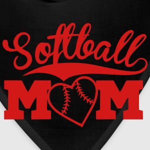 Softball Mom - Bandana