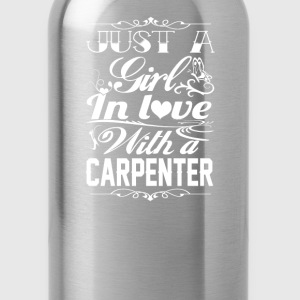 In love with a CARPENTER - Water Bottle