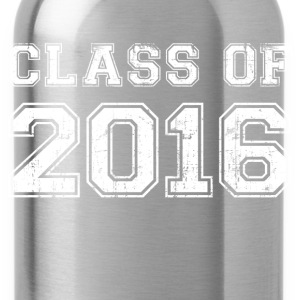Class Of 2016 Women's T-Shirts - Water Bottle