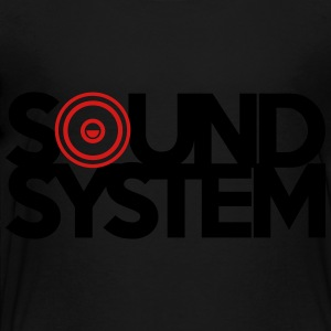Sound System Kids' Shirts - Toddler Premium T-Shirt