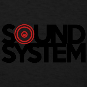 Sound System Caps - Men's T-Shirt
