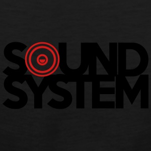 Sound System Caps - Men's Premium Tank