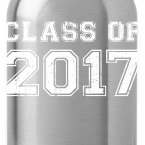 Class of 2017 Women's T-Shirts - Water Bottle