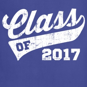 Class Of 2017 T-Shirts - Adjustable Apron
