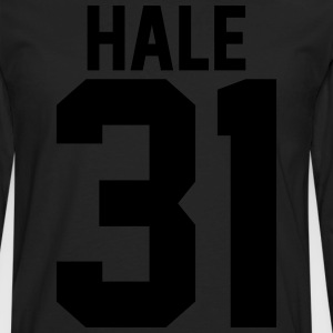 Hale 31 Women's T-Shirts - Men's Premium Long Sleeve T-Shirt
