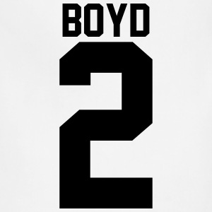 Boyd 2 T-Shirts - Adjustable Apron