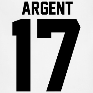 Argent 17 T-Shirts - Adjustable Apron
