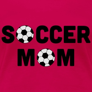Soccer Mom Tanks - Women's Premium T-Shirt