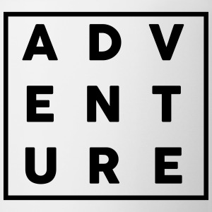 Adventure Shirt - Coffee/Tea Mug