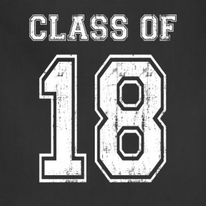 Class Of 2018 T-Shirts - Adjustable Apron