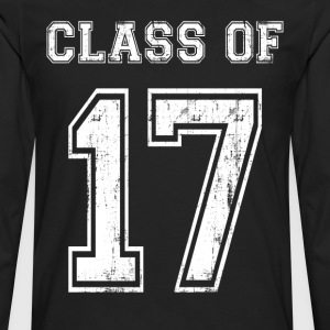 Class Of 2017 T-Shirts - Men's Premium Long Sleeve T-Shirt