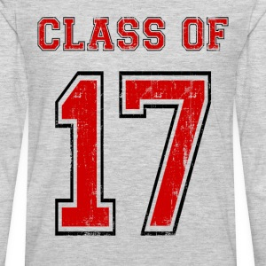 Class Of 2017 Women's T-Shirts - Men's Premium Long Sleeve T-Shirt