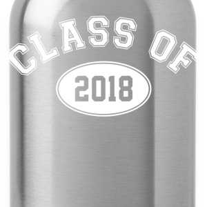 Class Of 2018 T-Shirts - Water Bottle