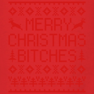 Merry Christmas Bitches  Bags & backpacks - Men's T-Shirt