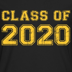 Class Of 2020 T-Shirts - Men's Premium Long Sleeve T-Shirt