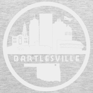 Bartlesville OK - Skyline T-Shirts - Men's Premium Tank