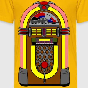 Fifties Jukebox - Toddler Premium T-Shirt