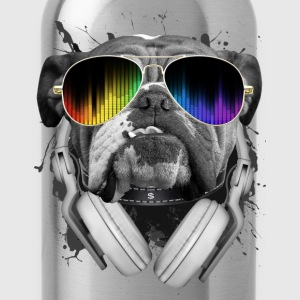 Bulldog Dj - Water Bottle