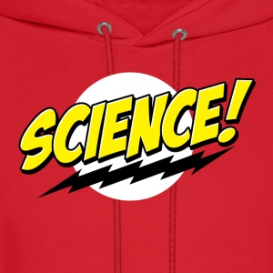 Science! (American Apparel) - Men's Hoodie