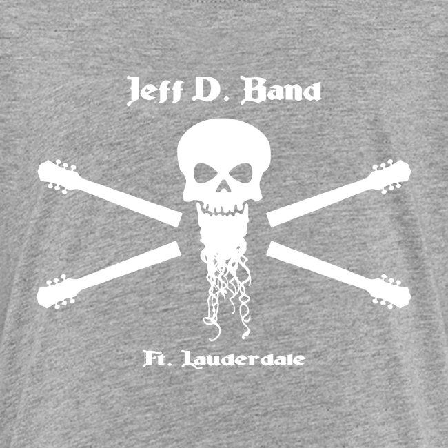 Jeff D. Band Tall Sized T-Shirt (m)