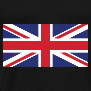 british flag Tanks - Men's Premium T-Shirt