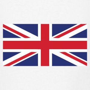 british flag Tanks - Men's T-Shirt
