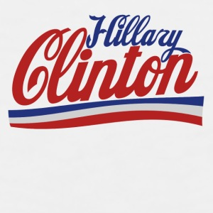 Hillary Clinton 2016 retro politics - Men's Premium Tank