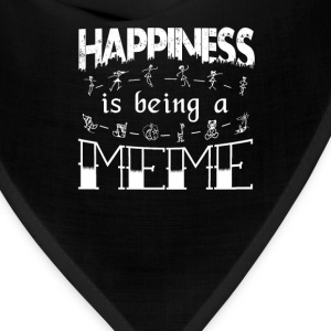 Happiness is Being a MEME - Bandana