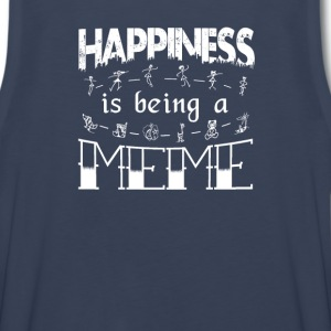 Happiness is Being a MEME - Men's Premium Tank