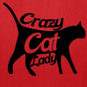 Crazy cat lady - Tote Bag