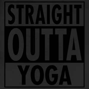 Straight Outta Yoga Tanks - Leggings