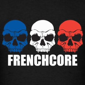 Frenchcore Skulls Tanks - Men's T-Shirt