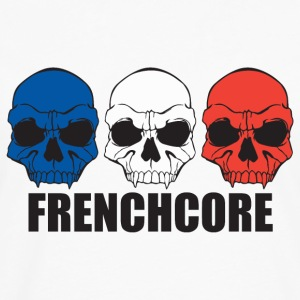 Frenchcore Skulls Tanks - Men's Premium Long Sleeve T-Shirt