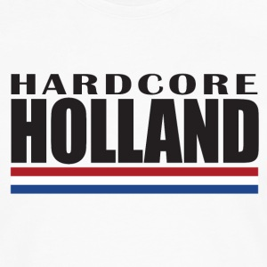 Hardcore Holland Tanks - Men's Premium Long Sleeve T-Shirt