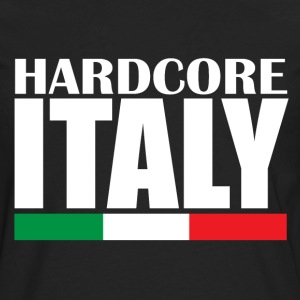 Hardcore Italy Women's T-Shirts - Men's Premium Long Sleeve T-Shirt