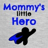 Mommy's little hero Kids' Shirts - Baby Contrast One Piece