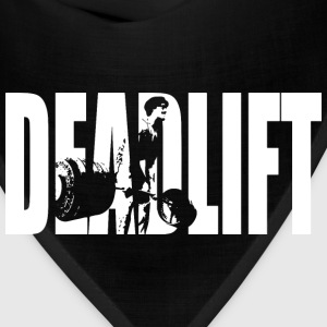 DEADLIFT T-Shirts - Bandana