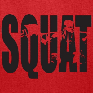 SQUAT T-Shirts - Tote Bag