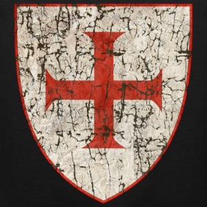 Templar Cross, Old - Men's Premium Tank