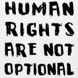 human rights Hoodies - Men's Premium Tank