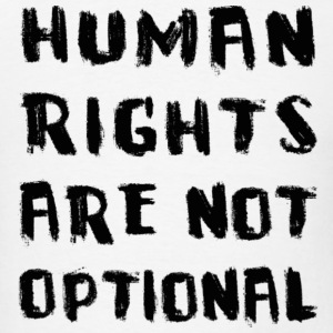 human rights Tank Tops - Men's T-Shirt