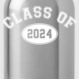 Class Of 2024 T-Shirts - Water Bottle